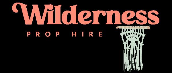 Wilderness Prop Hire | Boho wedding prop hire in Surrey, Kent & Sussex